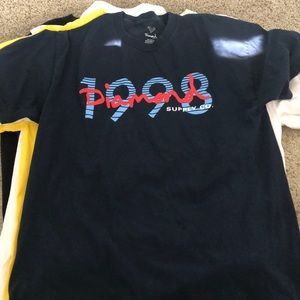 Diamond supply co T shirt